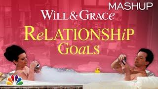 Jack and Karen: BFF Goals - Will \u0026 Grace