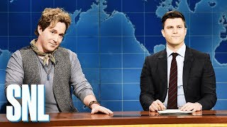 Download Weekend Update: Jules on the Oscars - SNL Video