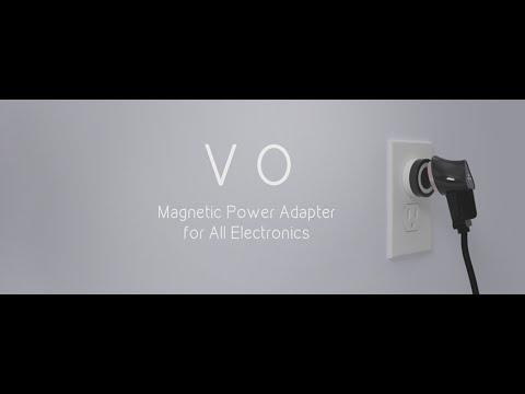 V.O Magnetic Power Plug for All Electronics