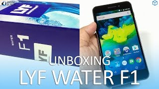 Lyf Water F1 Unboxing and Hands-on Overview