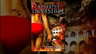 Erotic 2018 ALMOST INVISIBLE Full Length Horror Movie , English