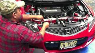 9thciviccom Diy 2012 Honda Civic Hfp Front Rear Aero Kit And Hid Lamps