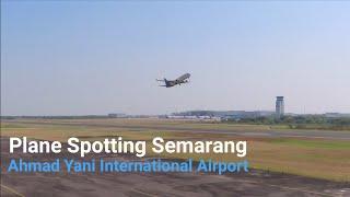 Take Off Semarang - Batik Air, Lion Air, Sriwijaya Air, Nam Air, Citilink dan Garuda Indonesia