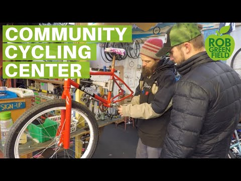 ReCyclery- A Community Cycling Center