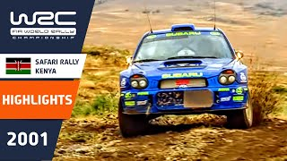 WRC History: Impressions Safari Rally 2001