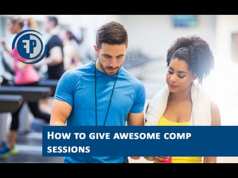 How to give awesome comp sessions!