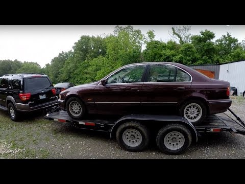 BMW M50 M52 E39 E36 Running Rough And Rich Fix And 4l30e Transmission Issues