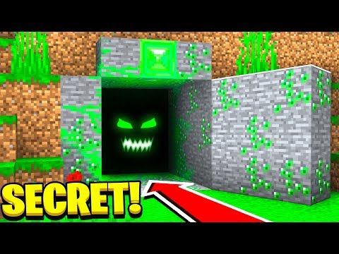 Xxx Mp4 I Found Green Steve S Secret Minecraft Base 3gp Sex