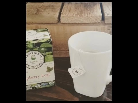 Inducing labor? Raspberry Leaf Tea!