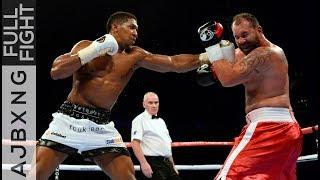 Full Fight | AJ Vs Jason Gavern KO