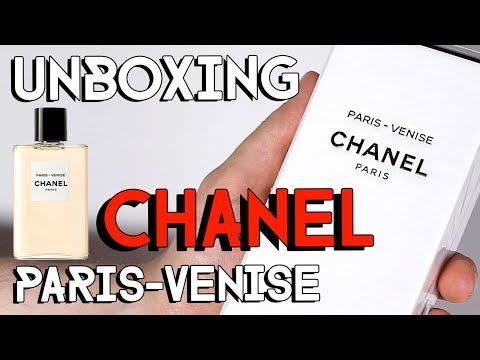 CHANEL LES EAUX - PARIS VENISE - UNBOXING
