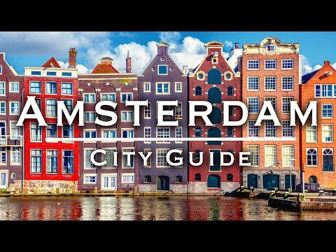 10 Surprising Reasons to VISIT AMSTERDAM  | Budget Travel Guide