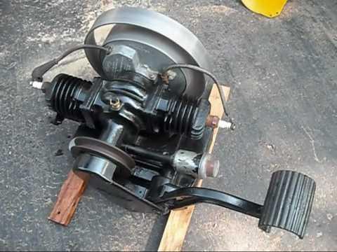 Gas Engine Gas Engine Ice Cream Maker