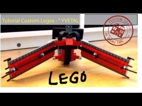 Custom Lego - Pokemon Yveltal