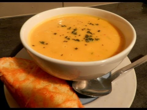 How to make Easy Pumpkin Soup