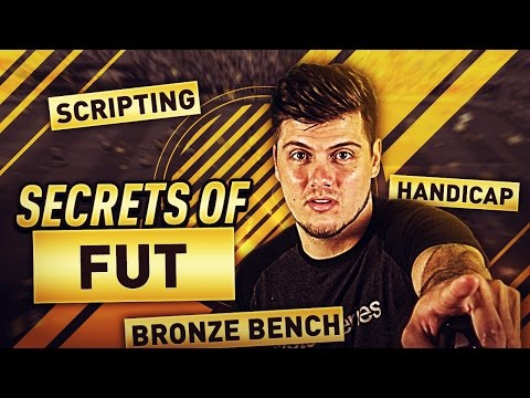 THE SECRETS OF FIFA 17 ULTIMATE TEAM EXPLAINED! HANDICAP, CHEMISTRY, & TACTICS!
