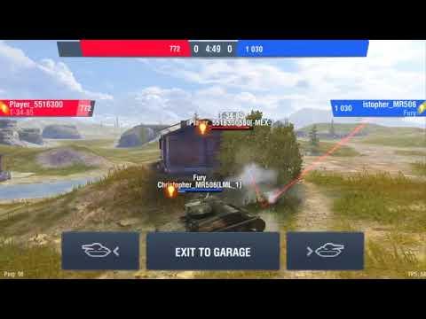 Worlf of Tanks Blitz|The Fury