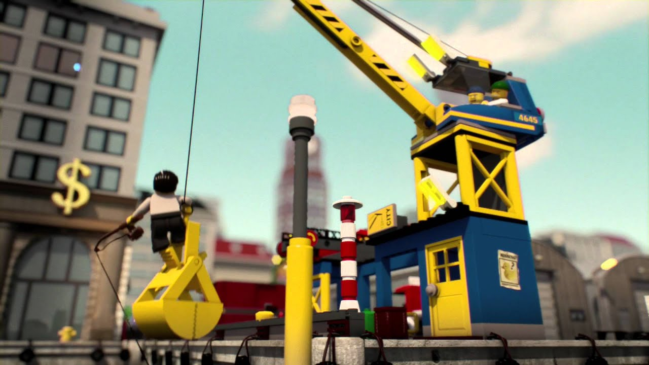 Cash Splash - LEGO CITY - Mini Movie