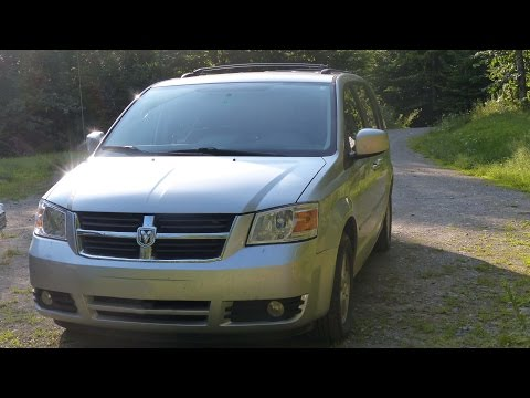 Dodge Grand Caravan easy fix for coolant loss & smoke from under hood