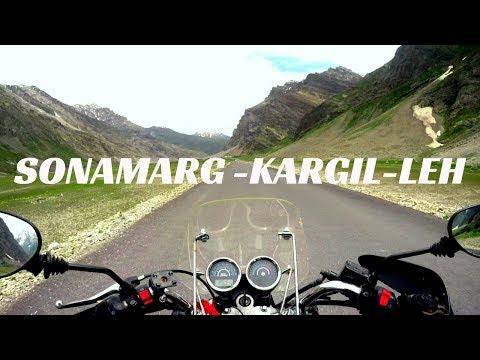 Delhi to Ladakh || Sonamarg- Kargil - Leh || Part-3 | Dream Day