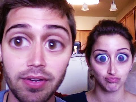 Bug Eyes Effect - OSX Lion Photo Booth!