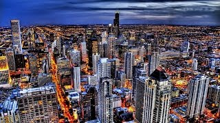 Chicago 720p HD Timelapse
