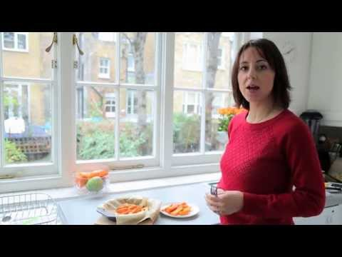 How to Make Sweet Potatoes for Baby (Baby-Led Weaning)