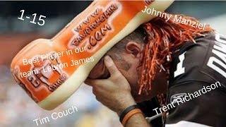Cleveland Browns Fails   NFL