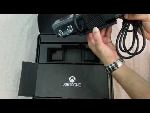 Unboxing XBOX ONE Day One Edition (NO COMMENTARY)