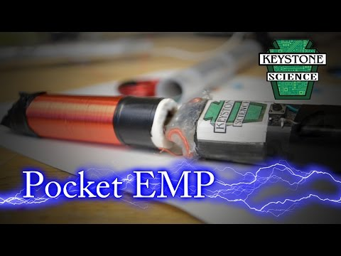 How to make a pocket EMP