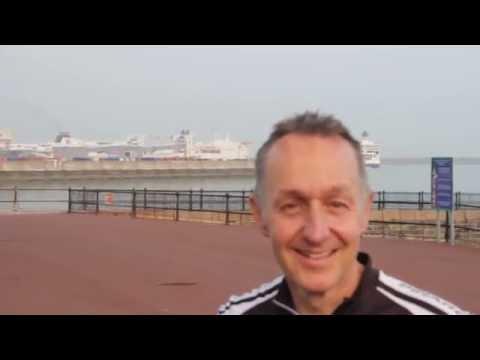 Ride 24 - Peter Hurst London to Paris - Leg 1 complete