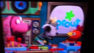 Sprout control room
