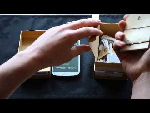 Samsung Galaxy S4 Unboxing Launch Day UK Review