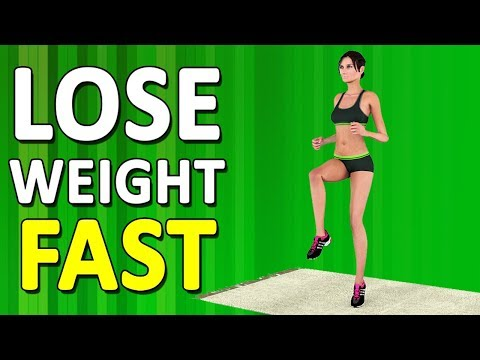 Best Exercises To Lose Weight Fast At Home
