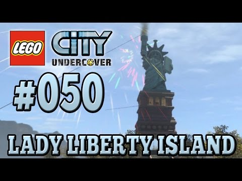 LEGO CITY UNDERCOVER PS4 PART 50 - LADY LIBERTY ISLAND | Let´s Play Lego City Undercover Deutsch