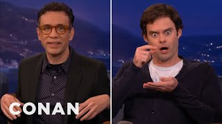 Fred Armisen Fires Back At Bill Hader