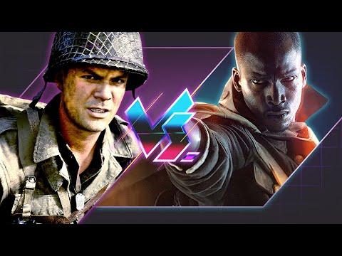 Call Of Duty Vs. Battlefield | Versus