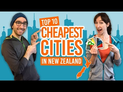 Top 10 Cheapest Cities in New Zealand to Live In