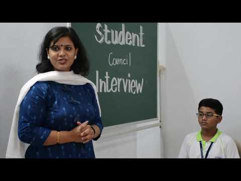 School Council Interview