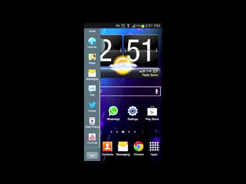How to Enable Multi Window on Samsung Galaxy S3