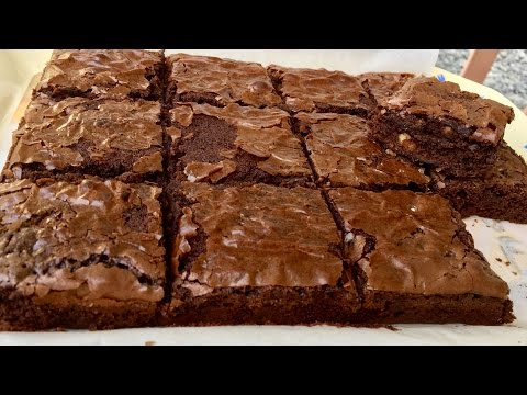 Classic Brownies | Kitchen Time with Neha