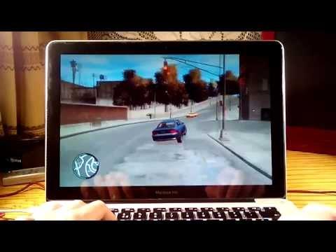 GTA IV on MacBook Pro Early 2011 intel HD 3000