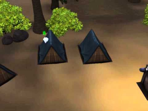 Sleeping in a tent and sneak prev of base camp in egypt! - The sims 3