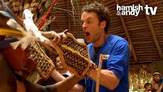 Download Bullet Ant Sting | Hamish & Andy Video