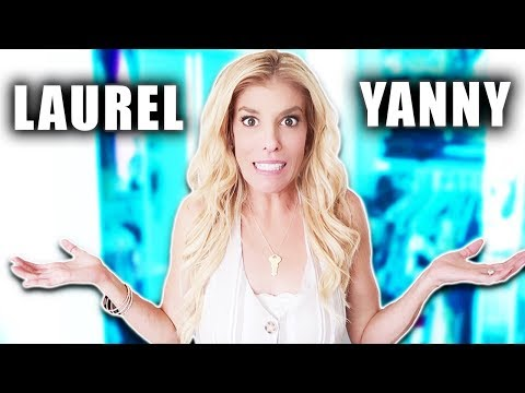 Is it Laurel or Yanny? What does this Mean?