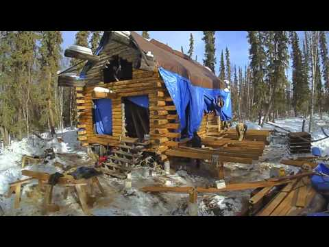 All Decked Out - Remote Alaska Cabin Part 1