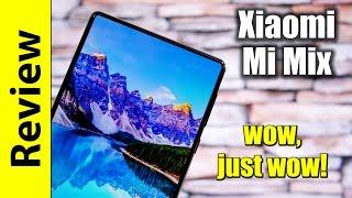 Xiaomi Mi Mix Mini-Review | wow, just wow!