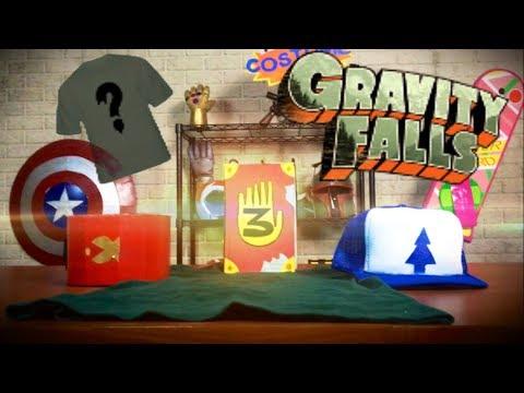 Gravity Falls Props! (Easy DIY)