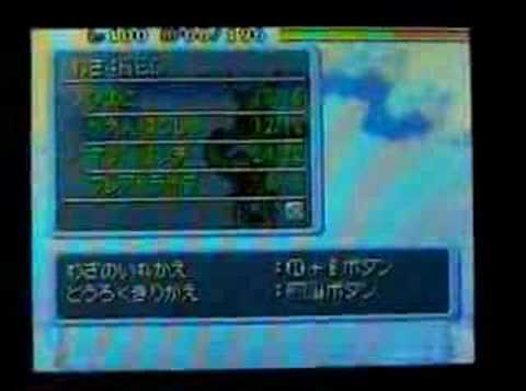 Pokemon Mystery Dungeon 2 V.S Rayquaza