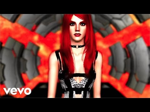 Britney Spears - Toxic (Sims 3 Music Video)